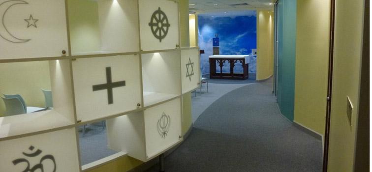 Chapel amp Prayer Room Gatwick Airport