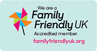 Gatwick is the first Family Friendly accredited airport