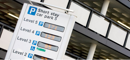 Blue Badge Parking at Gatwick Airport | Disabled Parking Bays