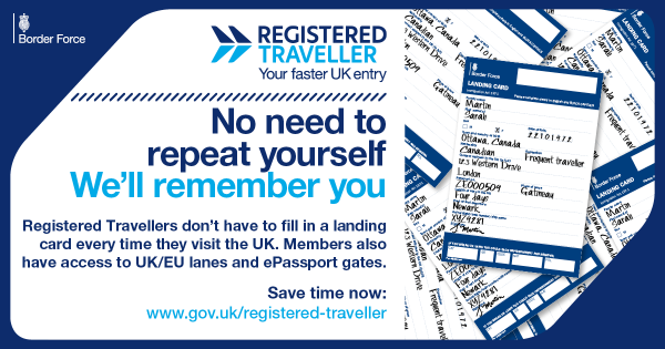 Registered Traveller Scheme