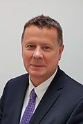 John Higgins, Business Improvement Director