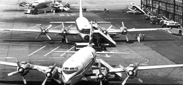The history of Gatwick aiport
