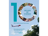 Decade of Change report 2015