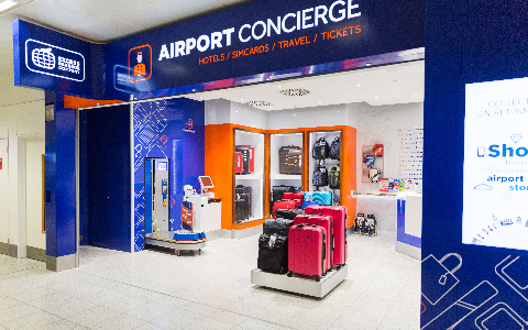 Airport Concierge
