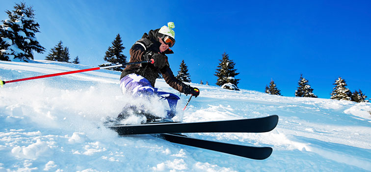 Winter ski advice