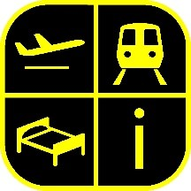 Follow this Service Centre Icon on our airport signage