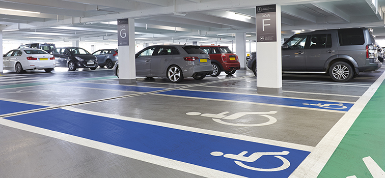 Disabled parking & Transport | Special Assistance |Gatwick Airport