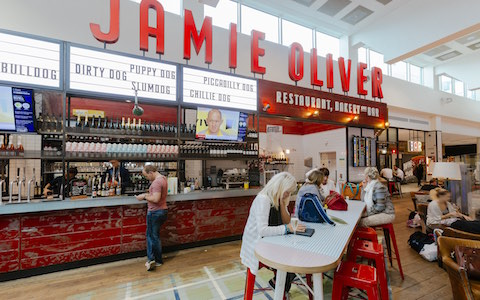 fe01a4bbdc7 Anyone can get a taste of Jamie s Italian at Gatwick Airport